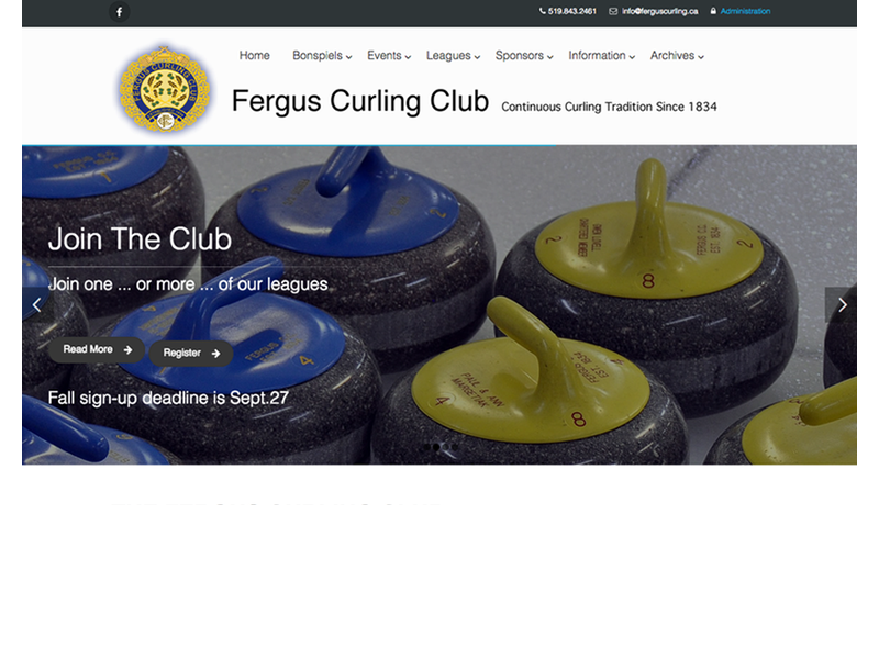 Fergus Curling Club